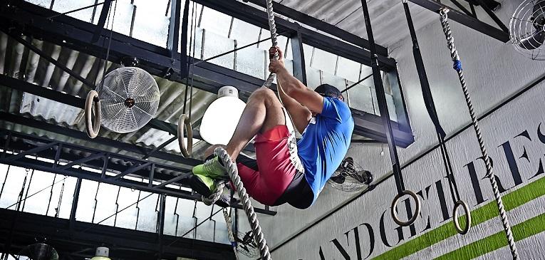 Confira como fazer o Rope Climb