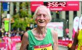 Aos 85 anos, Ed Whitlock corre maratona em 3h56min33seg