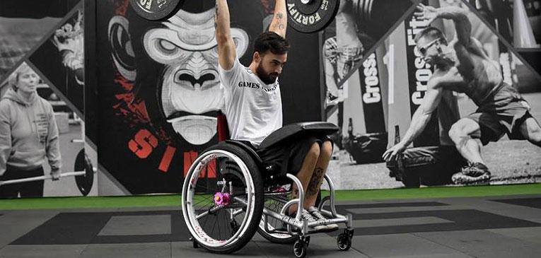 Crossfit: torneio para cadeirantes chega a São Paulo