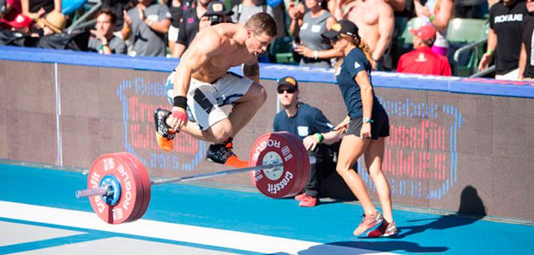 Crossfit: movimentos estranhos em campeonatos