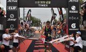 O recorde do Ironman tem um novo dono. Depois