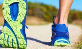 Praticar caminhadae correr, correr e pr