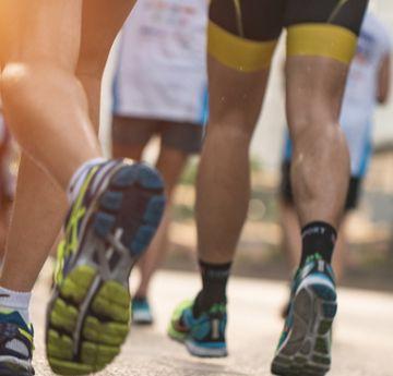 Será que você deve correr antes de uma prova?