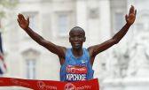 Nunca na história das maratonas se vira uma