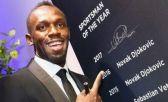 Lenda do esporte: Bolt conquistou o quarto Laureus de sua carreira