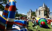 A corrida infantil Serra Kids, criada exclusi
