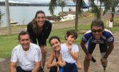 Rivaldo Martins (à direita) e Bento se encontraram no último sábado, em Brasília