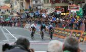 Um sprint incrívelfez com que Michal K