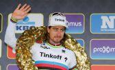 O eslovaco Peter Sagan venceu o Tour de Flanders no ano passado e agora parte em busca de mais um título