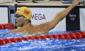 O mundo da natação de alto rendimento está