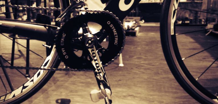 Coroas ovais tornam a pedalada mais eficiente?