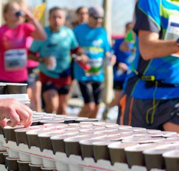 Hidratação perfeita para quem vai encarar os 21km da Asics Golden Run