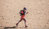 Já pensou em correr 250 kmpelas dunas