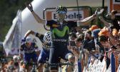 Valverde celebra sua quinta conquista na Flecha Valona