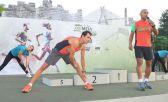 Competir se prepara para prova em São Paulo: quando o alongamento atrapalha ou ajuda?