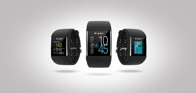 Polar mostra que corrida é coisa séria com novo smartwatch M600