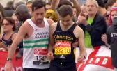 A Maratona de Londres, disputada no último d