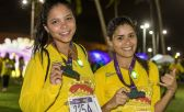 Night Run Yellow Salvador agita corredores com música e corrida