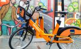 compartilhamento de bicicletas