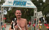 Conheça Ruby, a cadela agitada que corre 5 km em 16 min