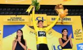 Tour de France Chris Froome Camisa Amarela