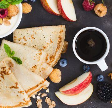 Saia da rotina com essas receitas de café da manhã diferentonas