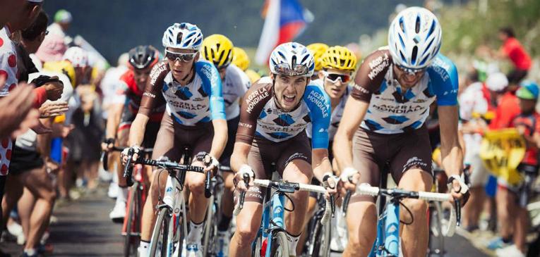 Desafios para o desempenho de ciclistas em uma grande volta