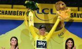 Após 9 etapas, Froome segue de amarelo no Tour de France