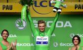 Marcel Kittel de camisa verde 12/07 Tour de France