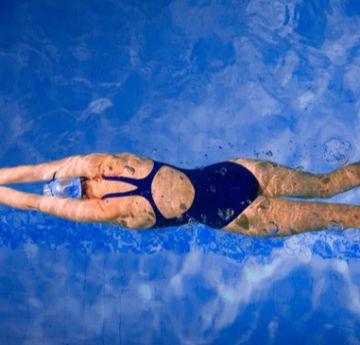Veja os benefícios da natação para corredores