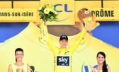 Froome segue de amarelo no Tour de France