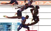 Usain Bolt conseguiu sua melhor marca em 2017