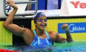 Etiene Medeiros conquista primeiro ouro do Mundial