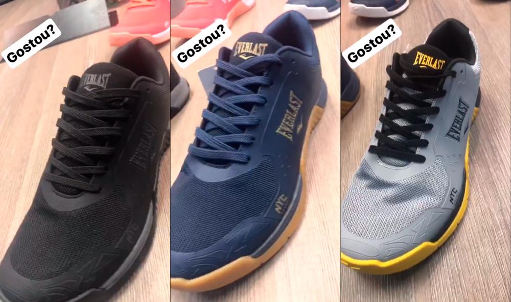 6f2d0e0e01d Fotos  Everlast lançará modelo de tênis para crossfit - Ativo