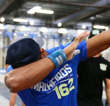 Aos 17 anos, Guilherme Malheiros é 2ºno CrossFit Games 2017