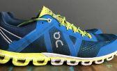 A On Running é uma marca suíça que aparece