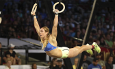 Brooke Wells diz ter disputado CrossFit Games 2017 com osso quebrado