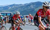Alberto Contador tem enfrentado dificuldades