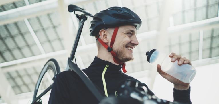 5 dicas de recuperação pós-treino para ciclistas