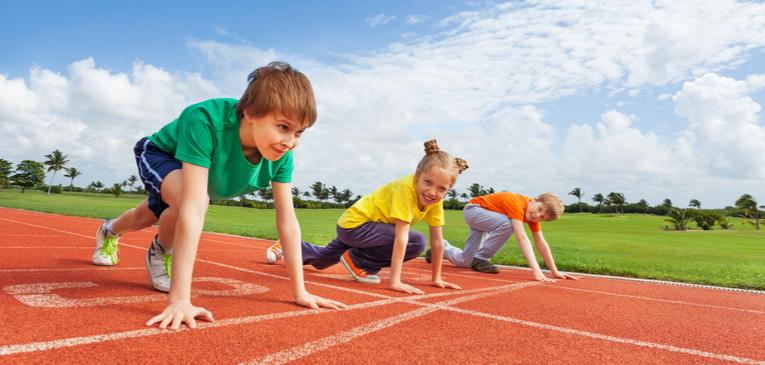 Dia das Crianças: dê um tênis de corrida!