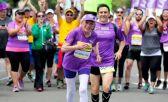 Harriette Thompson,a maratonista mais velha d