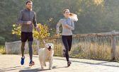 correr con mascotas
