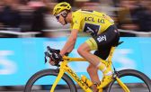 Chris Froome dio positivo