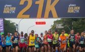 Golden Run en Santiago