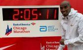 chilenos maratón de chicago