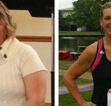 Nicole Holderfield, antes y después