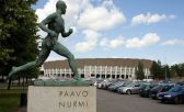 Paavo Nurmi nació en Turku, Finlandia, en 18