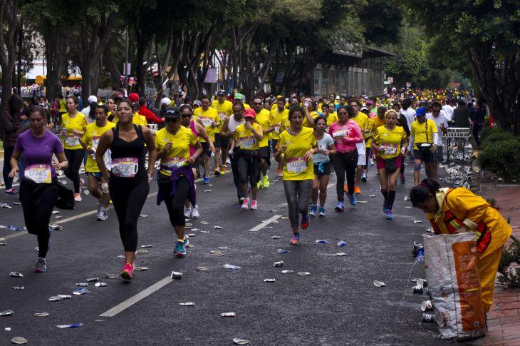 ¿Cómo y cuándo es el momento ideal para correr un maratón?