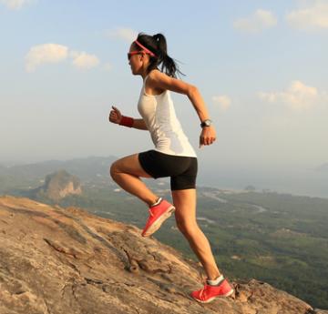 Accesorios preferidos para corredores de montaña