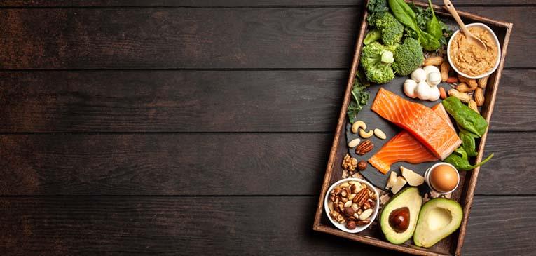 Alimentos altos en grasas dieta cetosisgenica